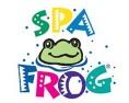 spa-frog